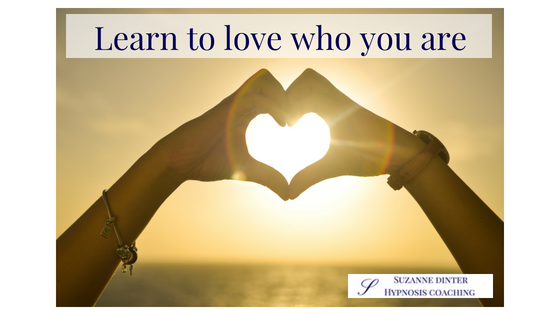 Learn To Love Who You Are (Part 1)