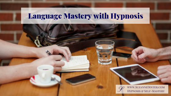 Language mastery with hypnosis