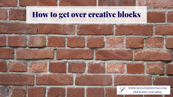 How to get over creative blocks
