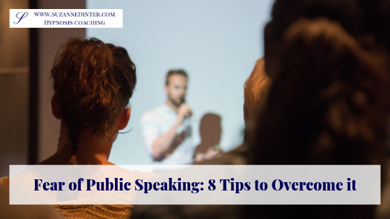 8 Tips for Overcoming the Fear of Public Speaking