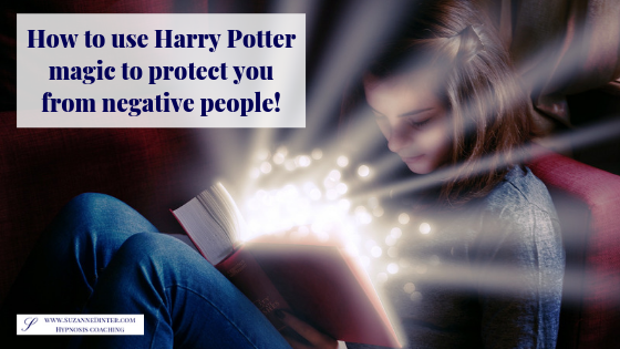 How to use Harry Potter magic to protect you from negative people!