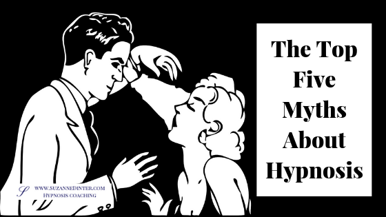 The Top Five Myths About Hypnosis