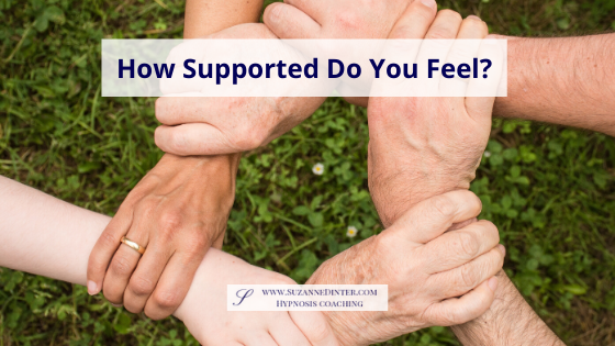 How Supported Do You Feel?
