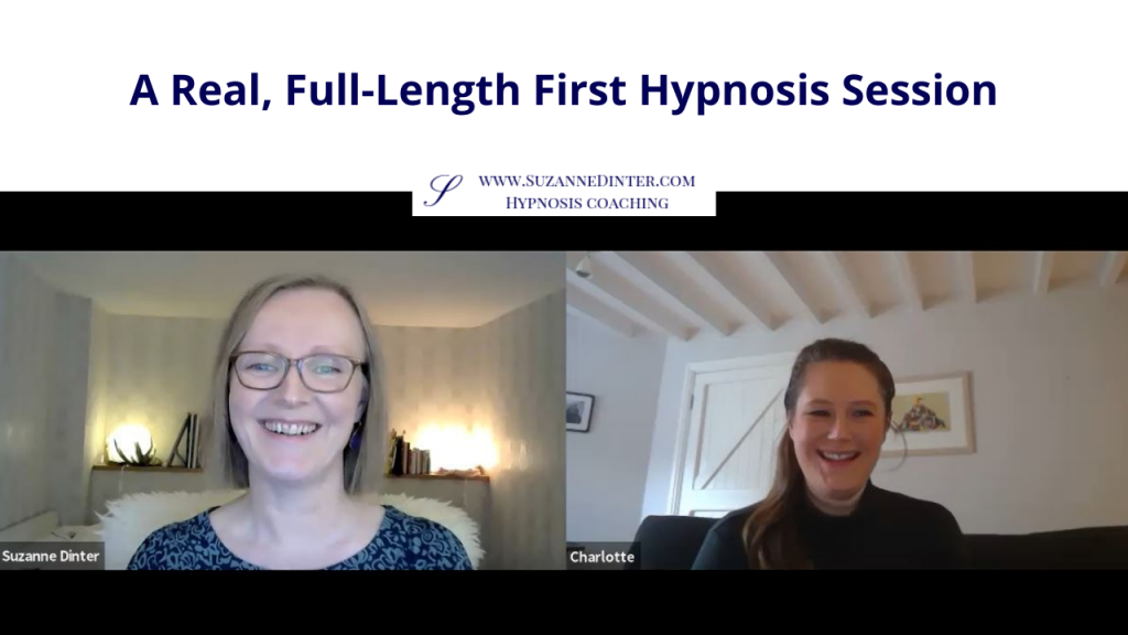 First Hypnosis Session? Watch This!